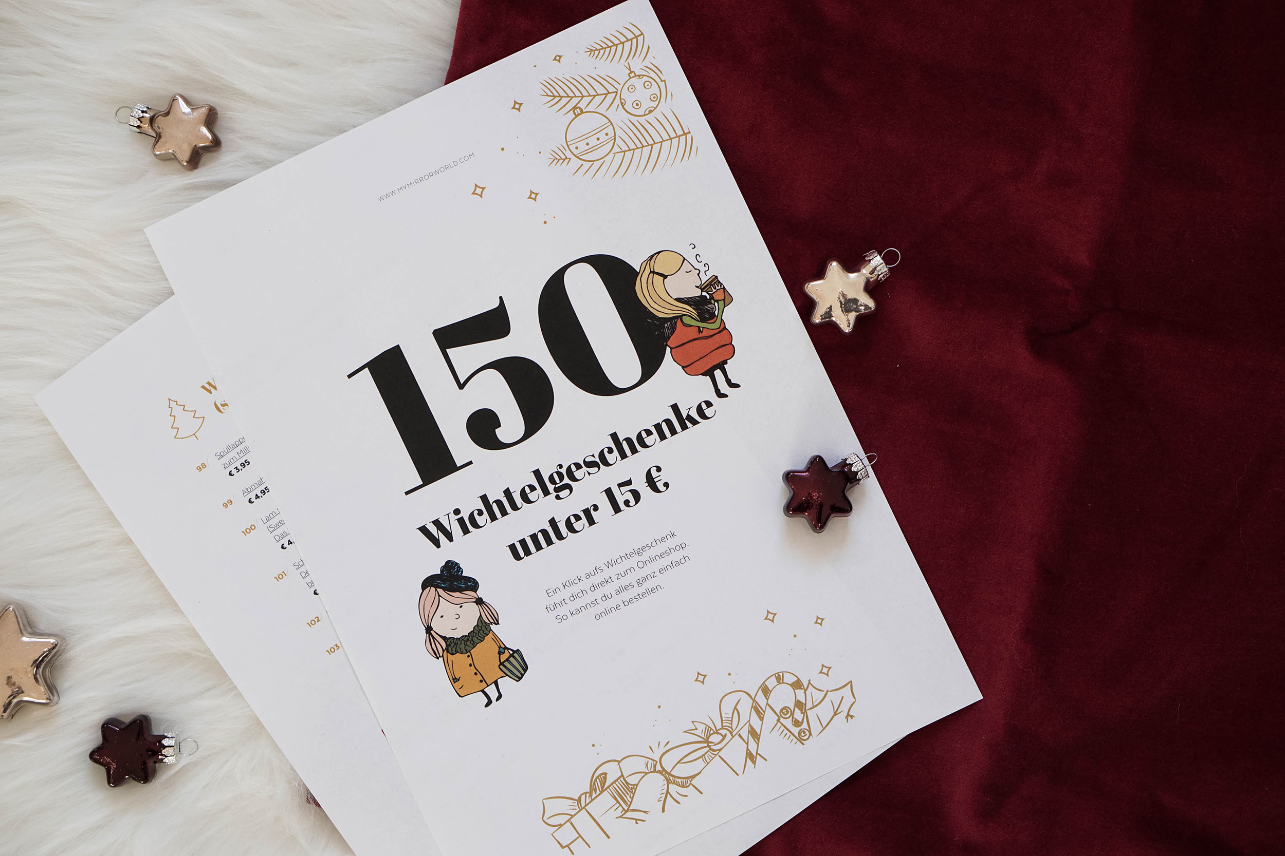 150 Wichtelgeschenke unter 15 Euro: Die besten Wichtelgeschenk Ideen