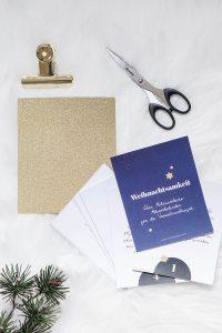 DIY Achtsamkeits-Adventkalender selber machen