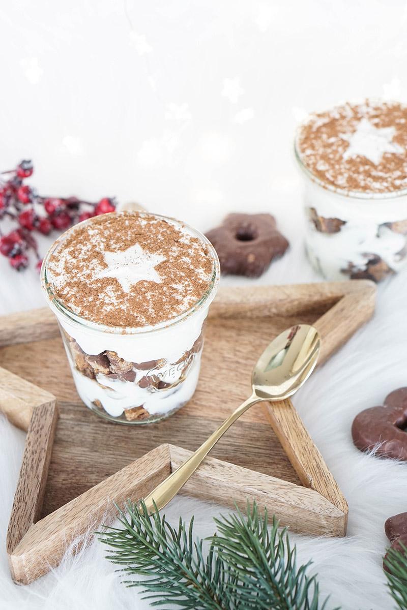 Mein Weihnachtsdessert: Lebkuchen Tiramisu - das perfekte Rezept für Weihnachten