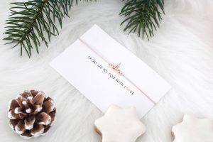 Newone Paris Armband - Bloggin around the christmas tree 2017