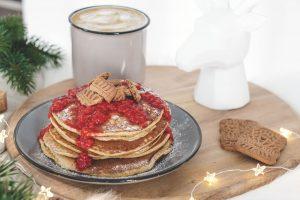Rezept Spekulatius Pancakes – Das perfekte Rezept für Weihnachten oder für den Winter