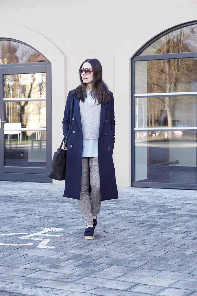 7 ways to wear Office Layering