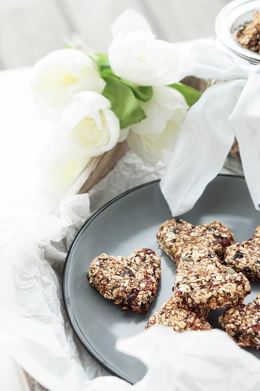 Gesunde Müsliriegel selber machen – ohne Zucker