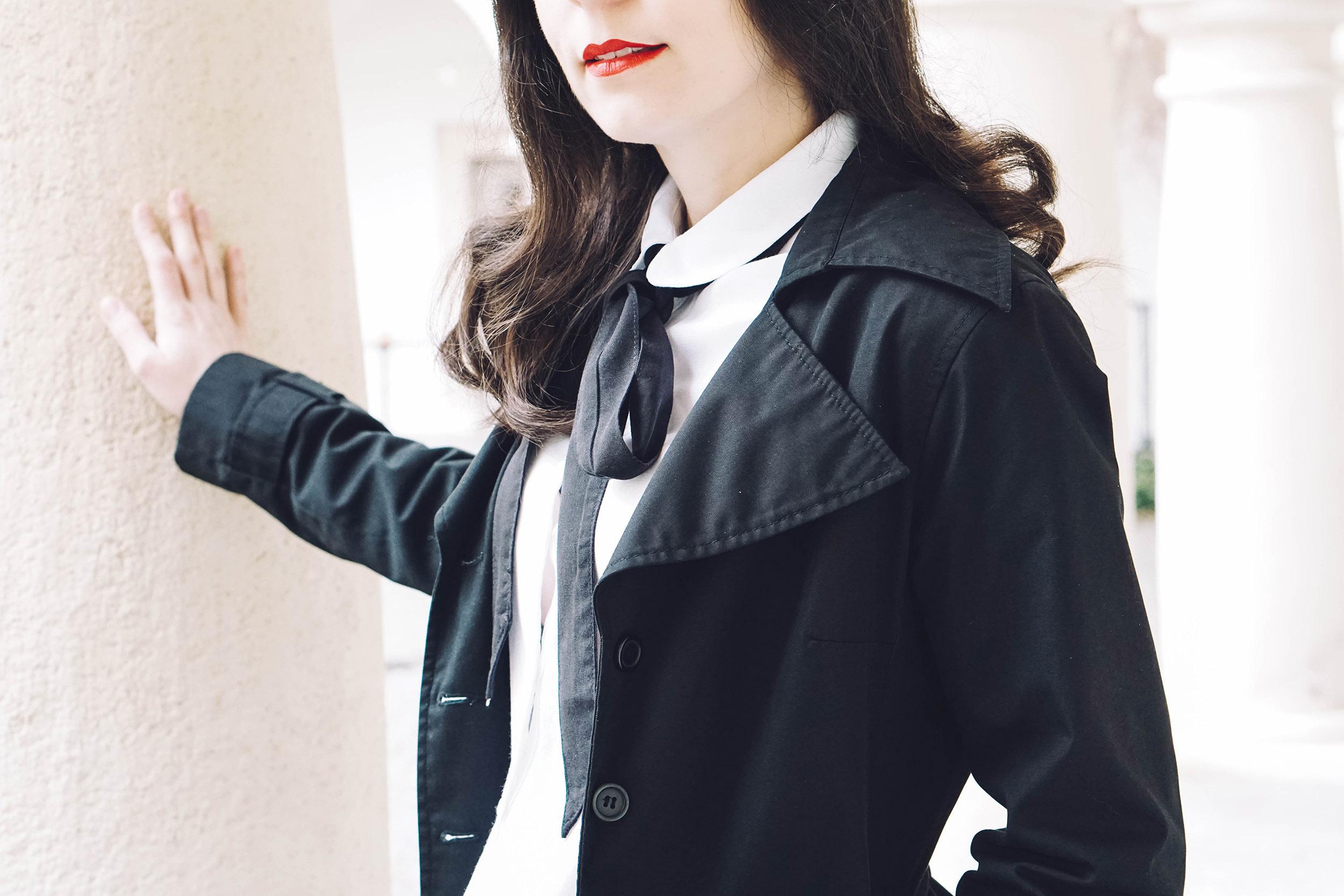 Karriereblog Graz My Mirror World – So trägt man Karo – ein klassisches Outfit