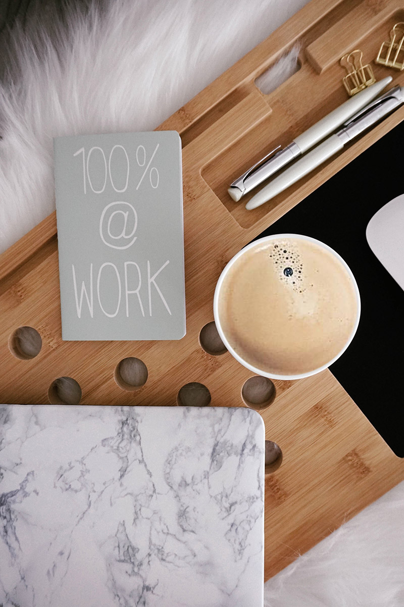 Meine Tipps, wie du auch im Home Office produktiv arbeiten kannst