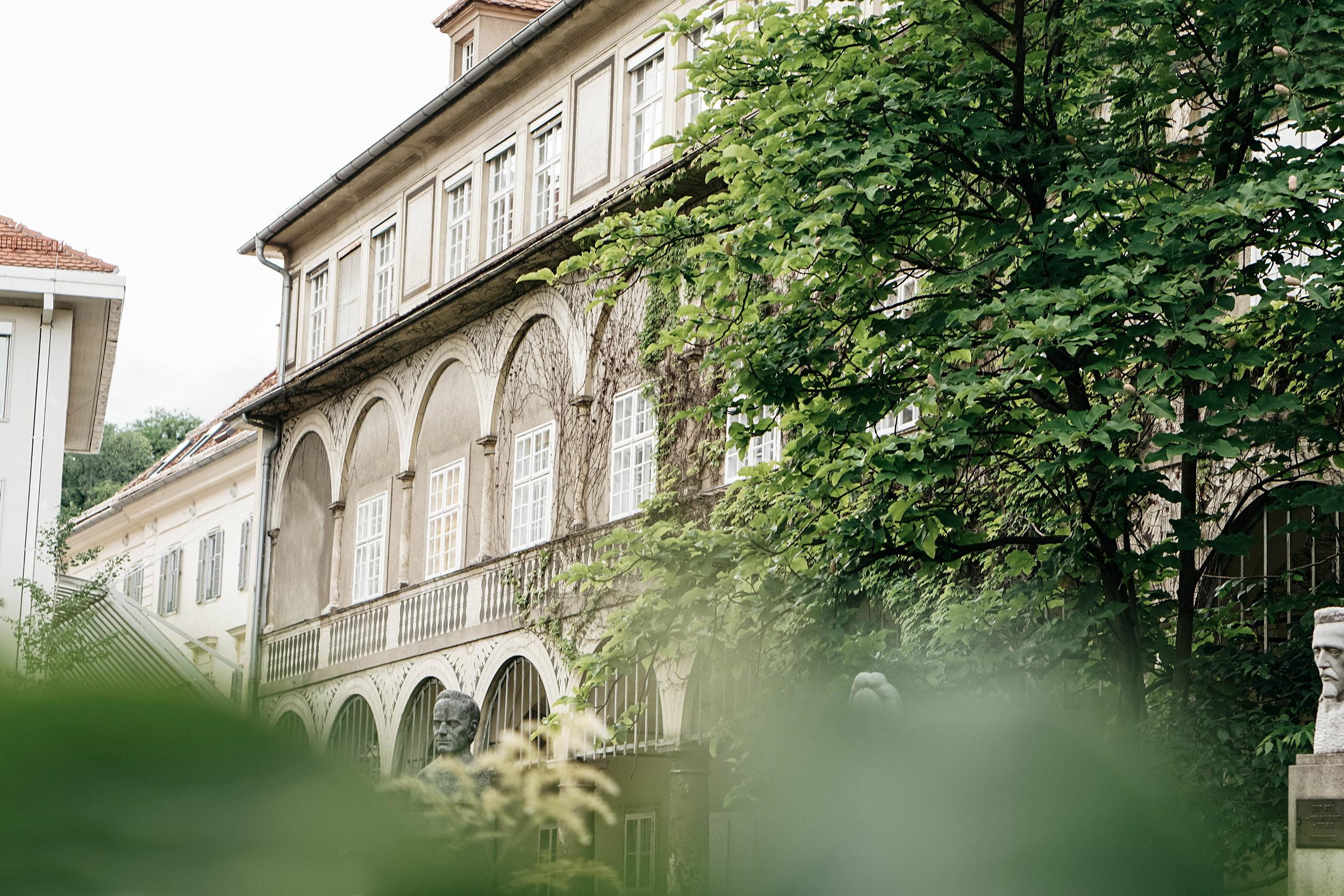 Graz entdecken