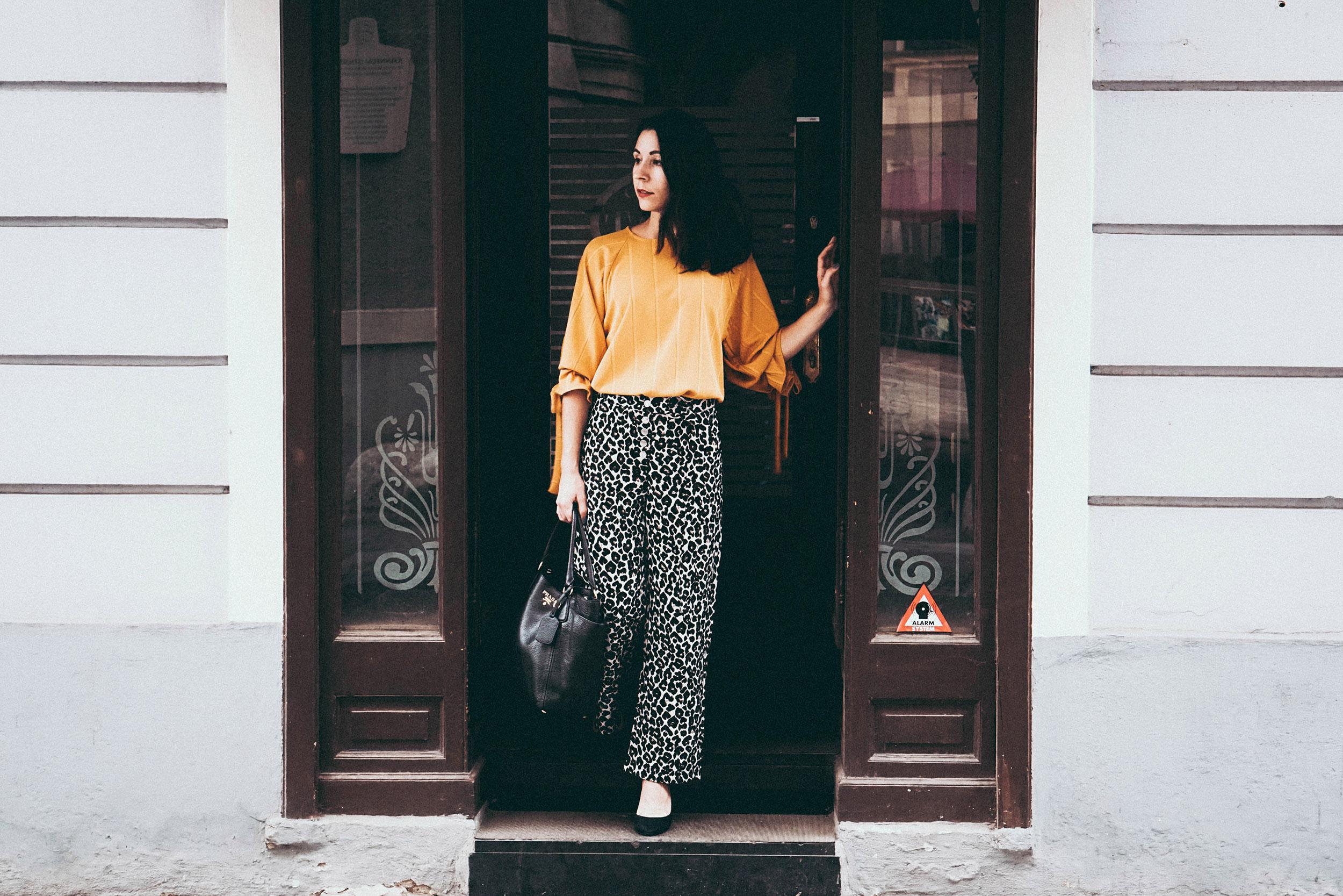 Mode Trend Leo Print – Leoprint elegant kombinieren