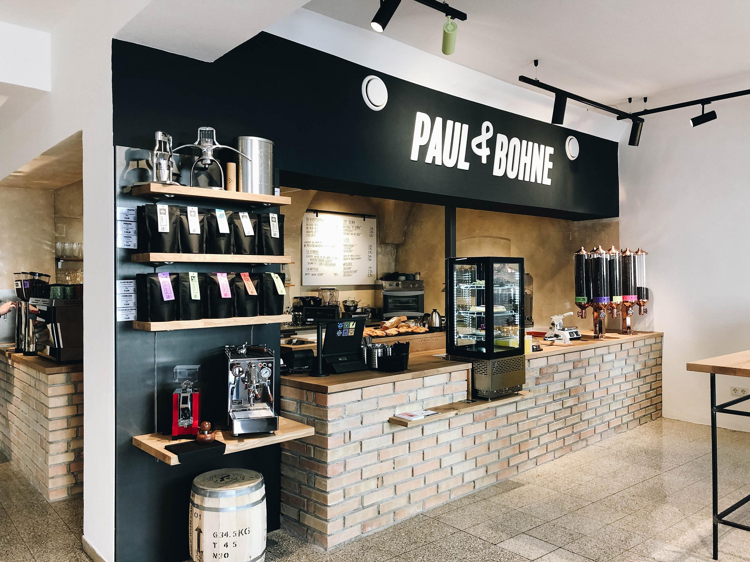 Paul Bohne Graz Neueröffnung Steirisch Coffee Roasters
