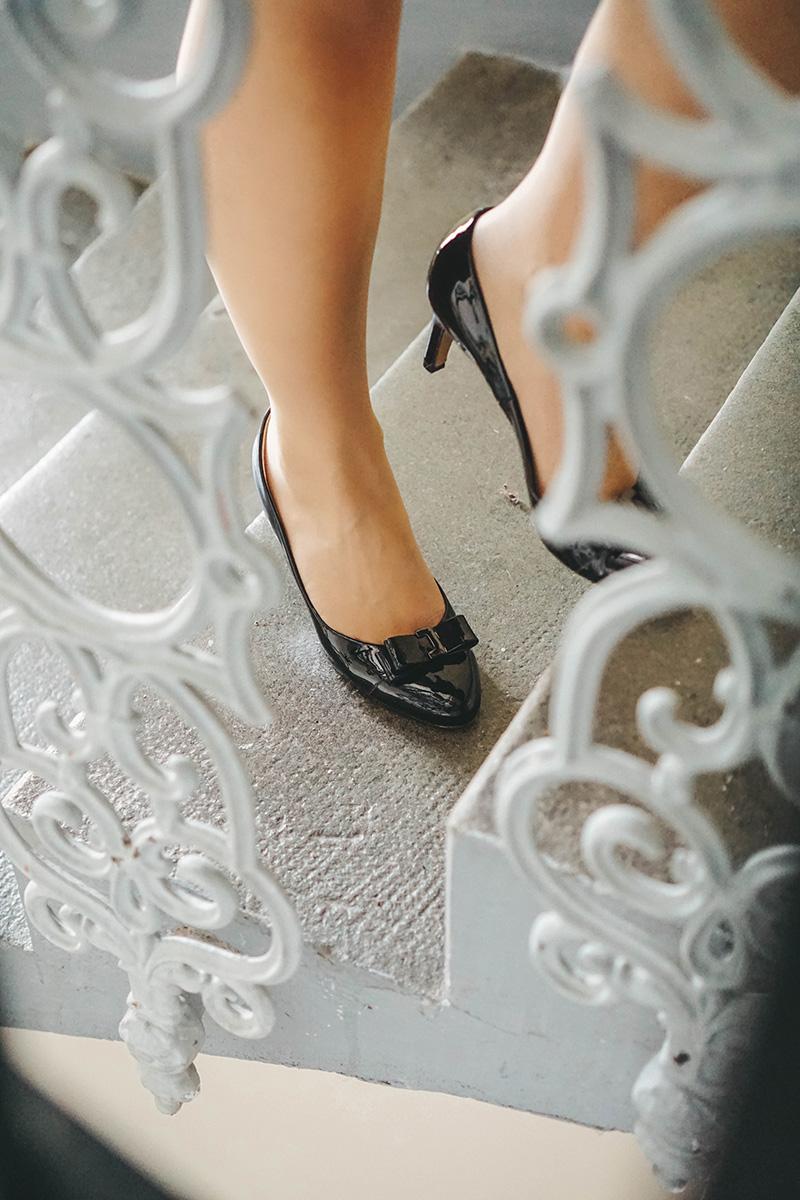 Ein kleines Schwarzes fürs Büro – 7 Ways to Wear