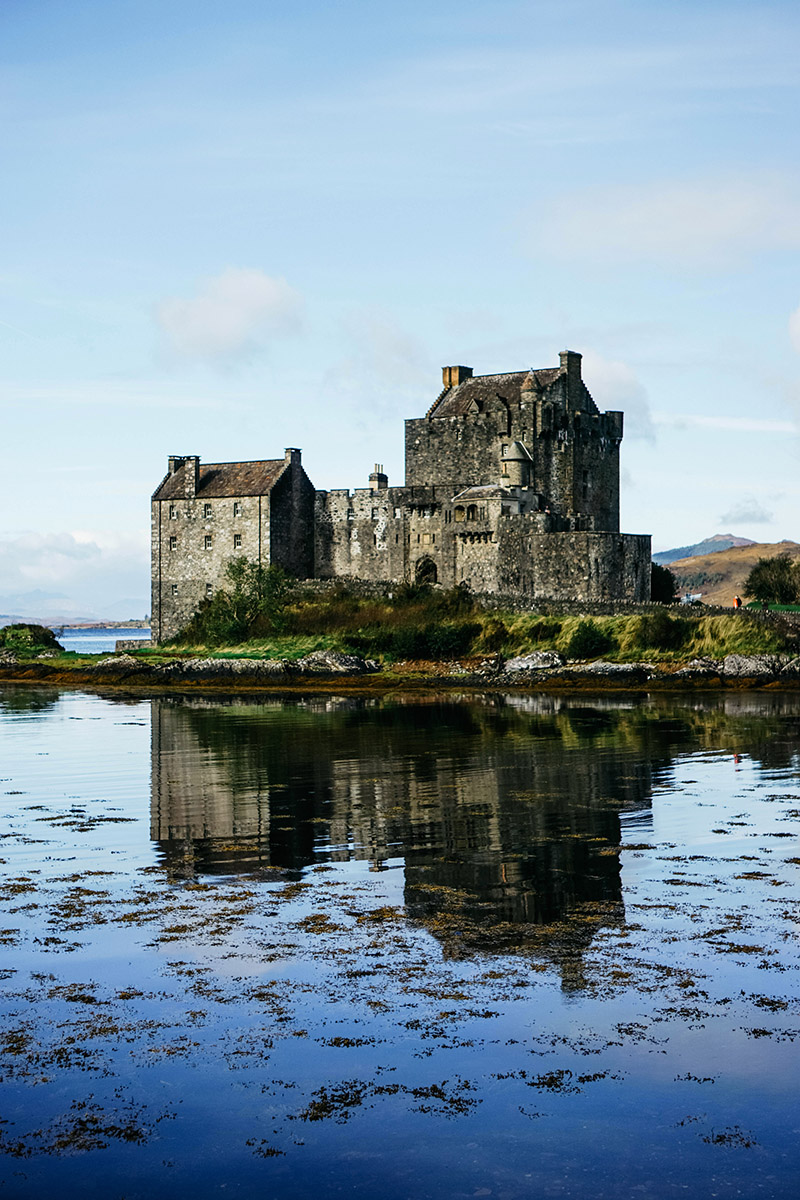 Schottland Roadtrip von Edinburgh durch die Highlands