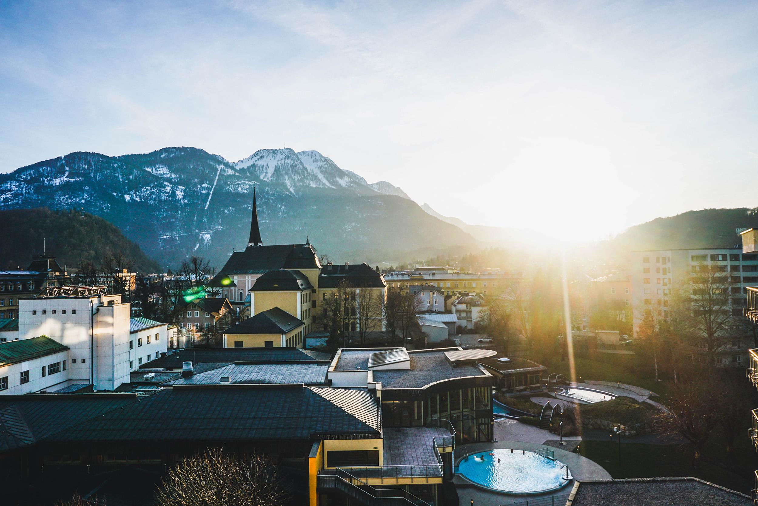 So gelingt die Auszeit vom Alltag im Eurothermen Hotel Royal Bad Ischl