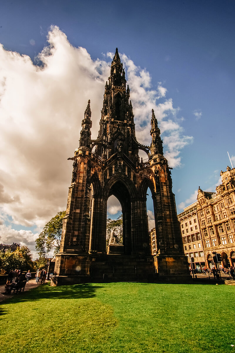 Edinburgh Tipps und Fotospots – mein Schottland Roadtrip durch die Highland