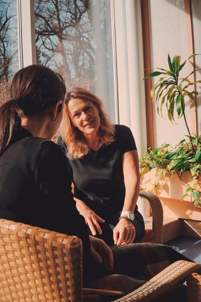 Ganzheitliche Wellness und persoenliches Coaching im Hotel Miraverde in Bad Hall