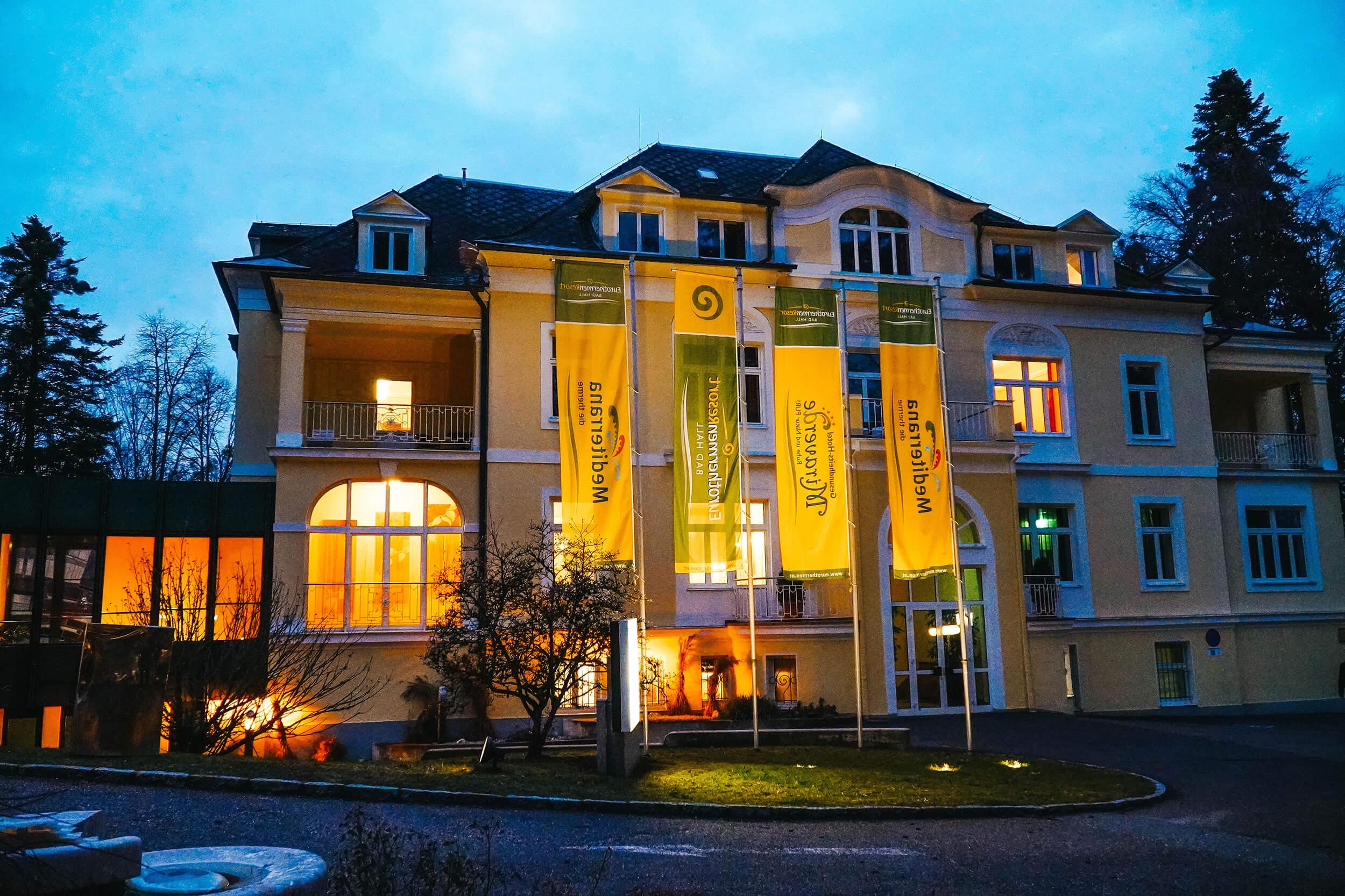 Ganzheitliche Wellness im Eurothermen Hotel Miraverde