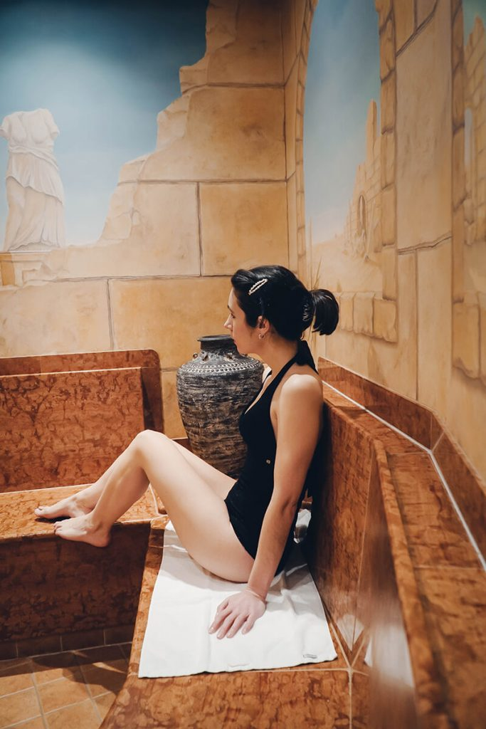 Waldbaden und ganzheitliche Wellness und Entspannung im Hotel Miraverde in Bad Hall