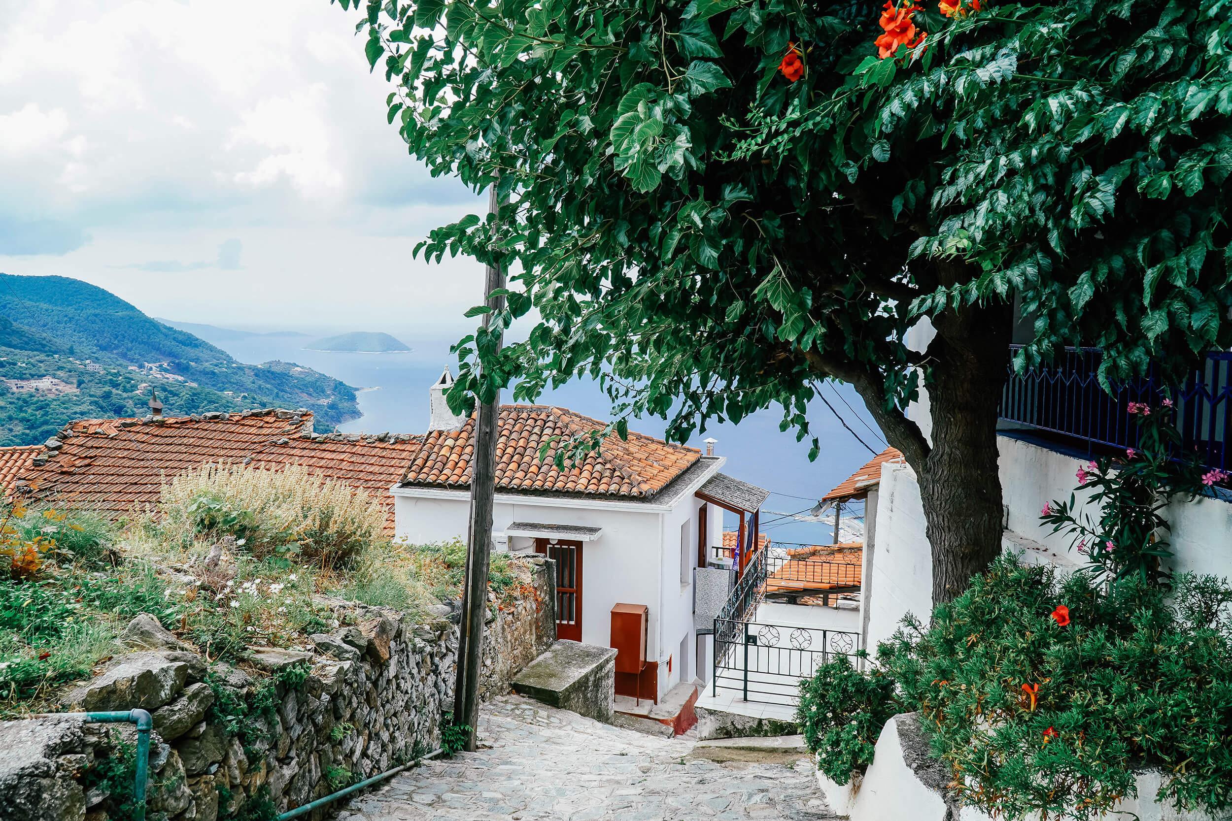 Griechenland Geheimtipp Skopelos Insel