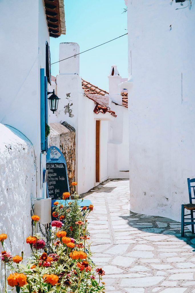 Griechenland Urlaubstipp: Skopelos und Skopelos Stadt