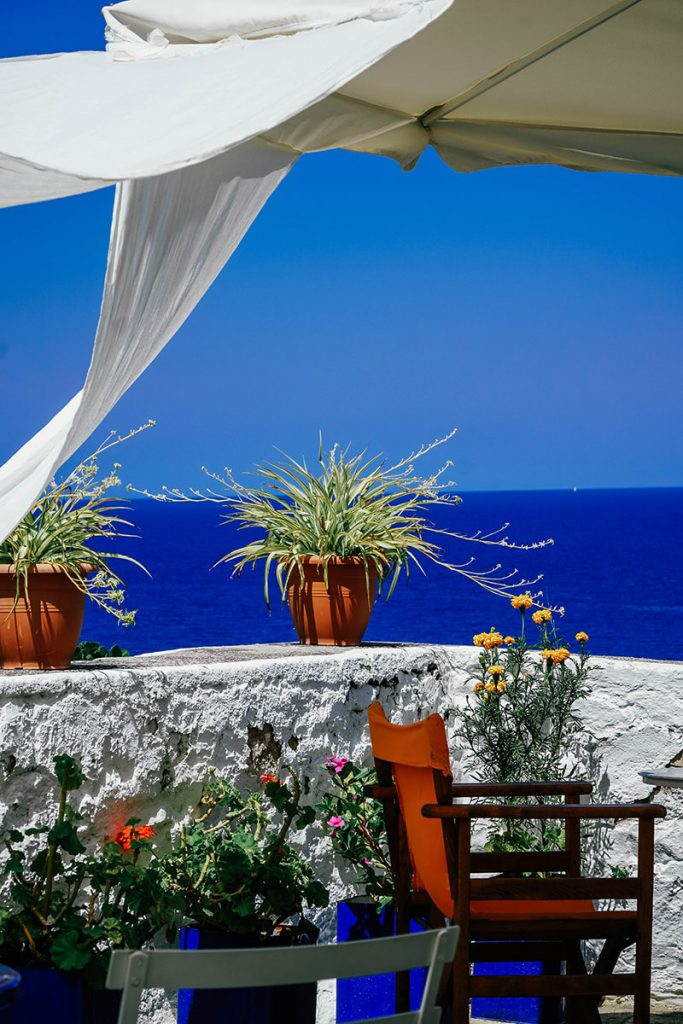 Griechenland Idylle Skopelos Insel