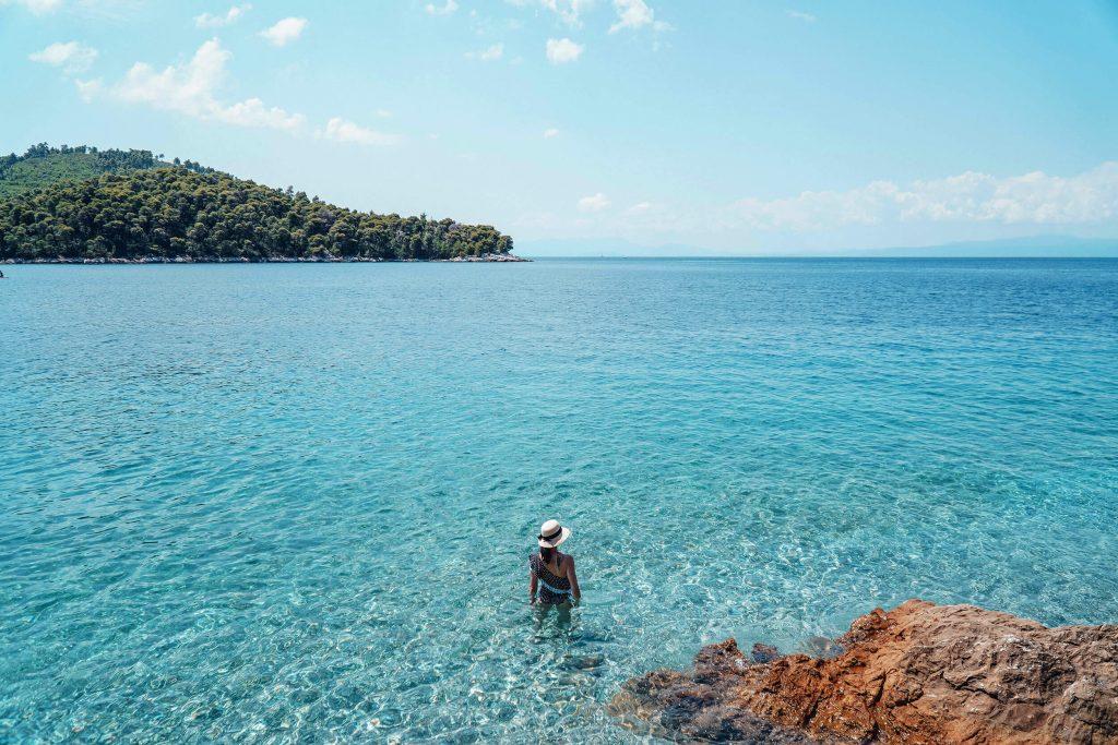 Die schönsten Strände auf Skopelos