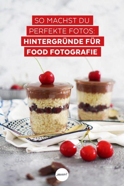 Fototipp Hintergründe für Produkt- und Foodfotografie